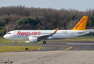 F-WWBP / TC-NCU Airbus A320-251N Pegasus s/n 10404 * Toulouse Blagnac 2021 *