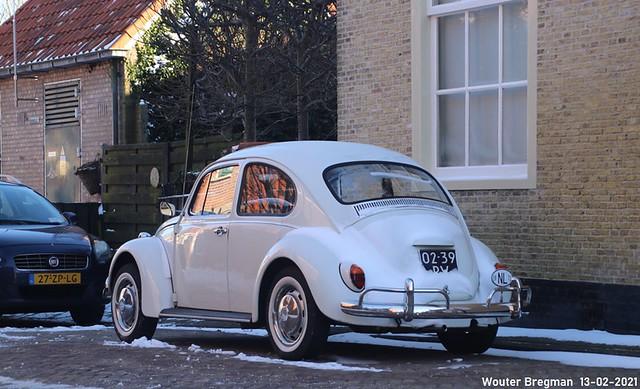 Volkswagen Beetle 1971