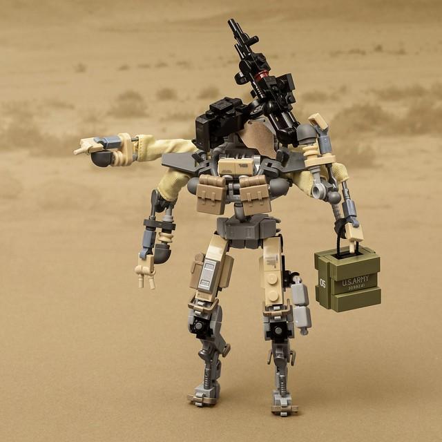 """50L Desert Infiltrator """"Eremalauda"""""""