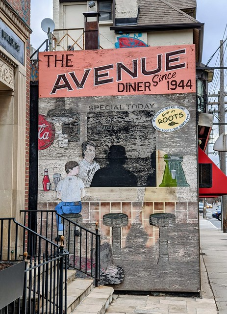 The Avenue Diner