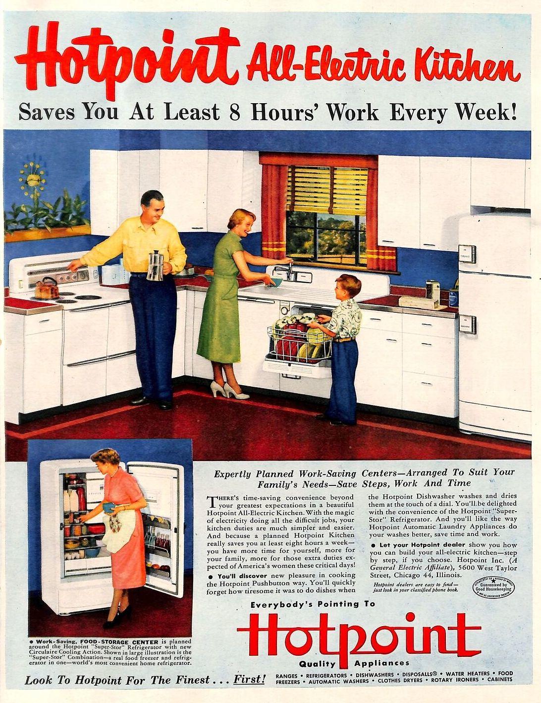 Hotpoint 1951
