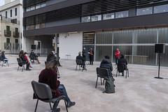 dl., 01/03/2021 - 11:43 - Inauguració de l'Escola Anglesola