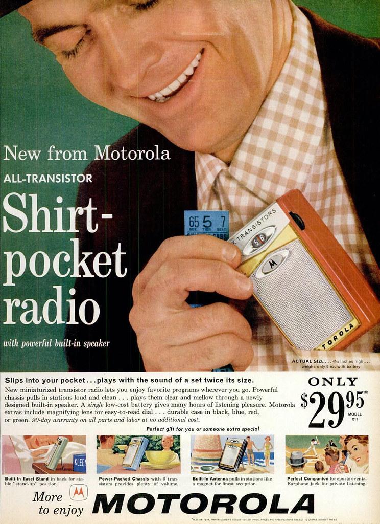 Motorola 1959