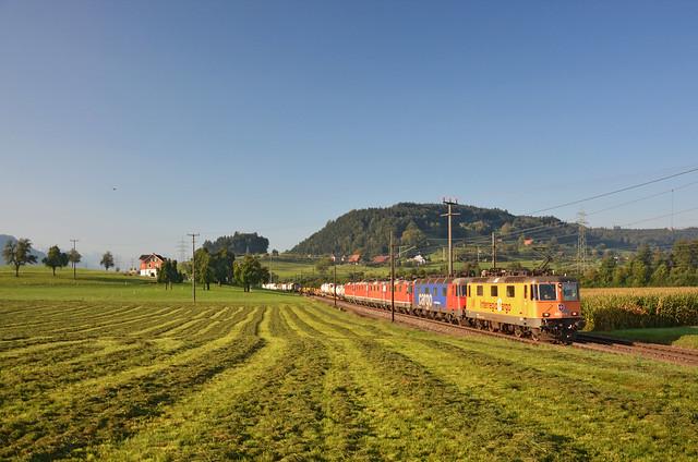 🇨🇭 Train 60210 @ Buonas