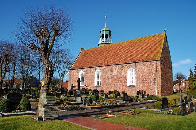 Kirche in Ditzum