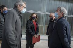dl., 01/03/2021 - 11:30 - Inauguració de l'Escola Anglesola
