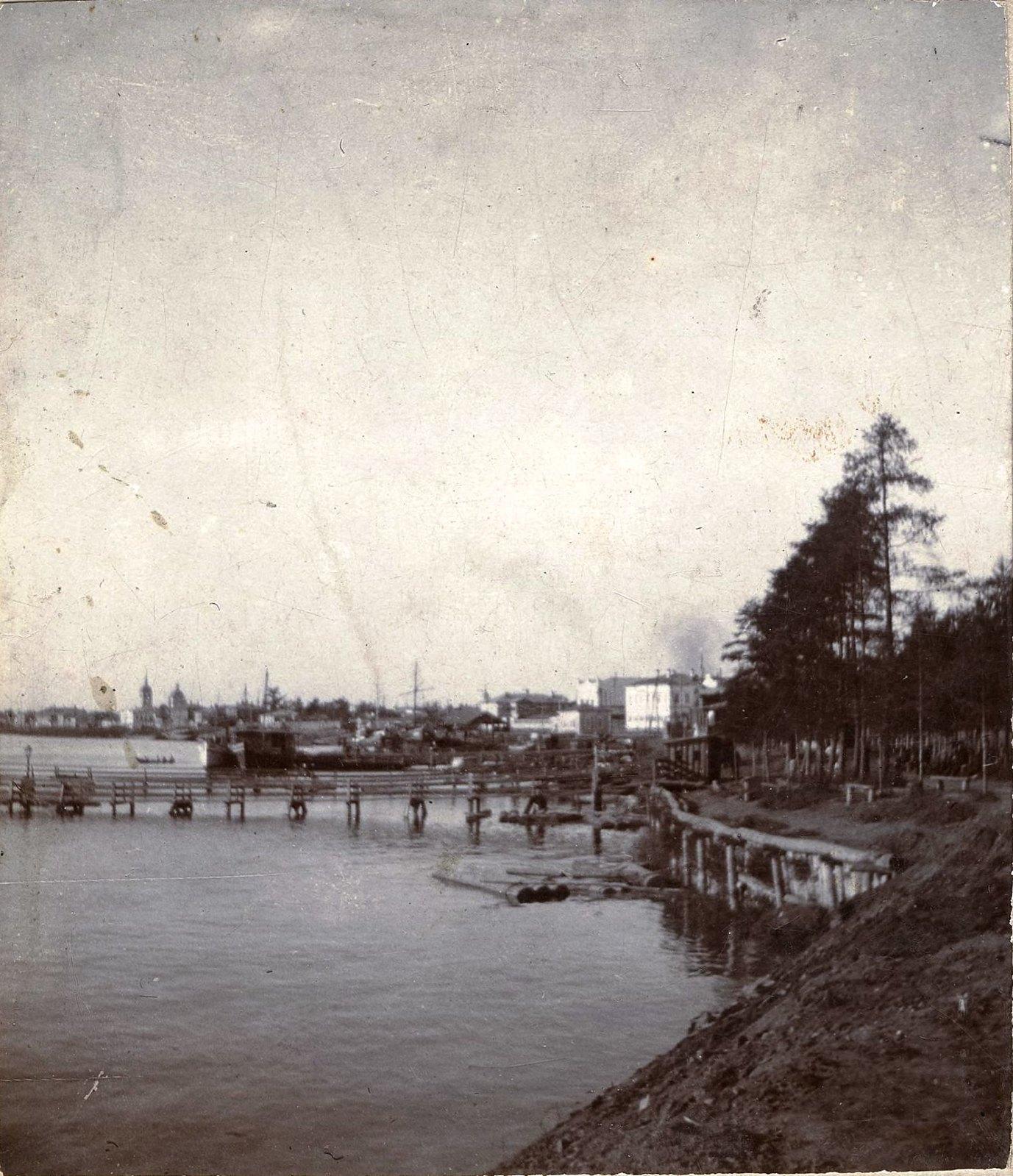 03. Набережная реки Ангары.22 августа 1911