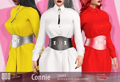 New release - [ADD] Connie Shirt