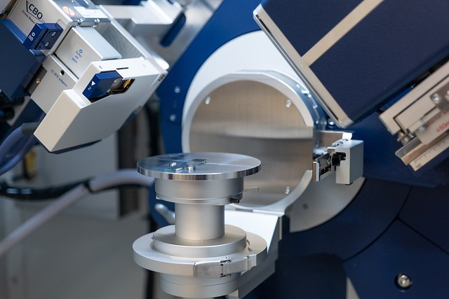 X-ray diffraction machine