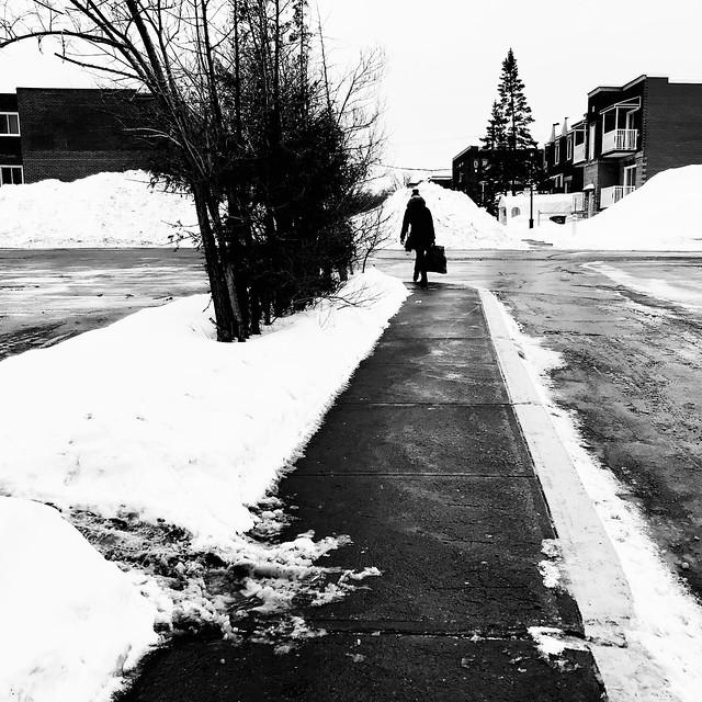 Retrouver le chemin de la maison...