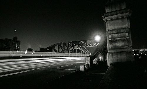 BU Bridge with Traffic (1)