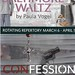 Baltimore Waltz/Confession postcard 2020