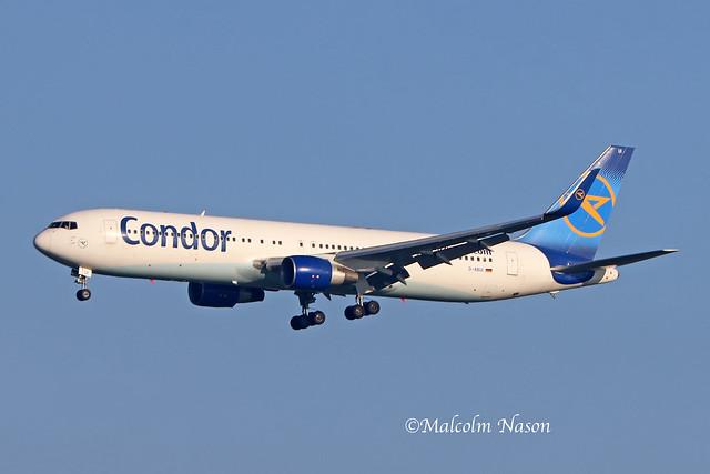 B767-330ER D-ABUI CONDOR