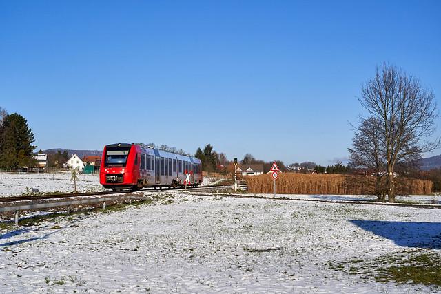 DB Regio_623 008-9/508-8_Lörzenbach-Fahrenbach 10.01.2021 [RB 69 Fürth (Odenw) - Weinheim (Bergstr) Hbf]