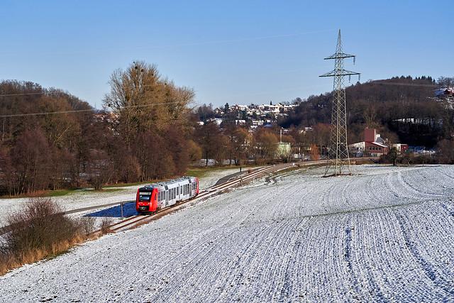 DB Regio_623 008-9/508-8_Reisen (Hess) 10.01.2021 [RB 69 Fürth (Odenw) - Weinheim (Bergstr) Hbf]