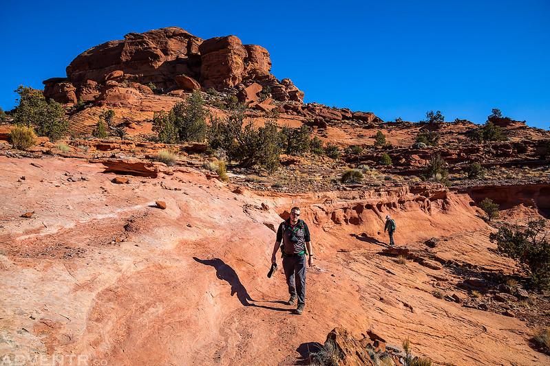 Stock Trail Hiking