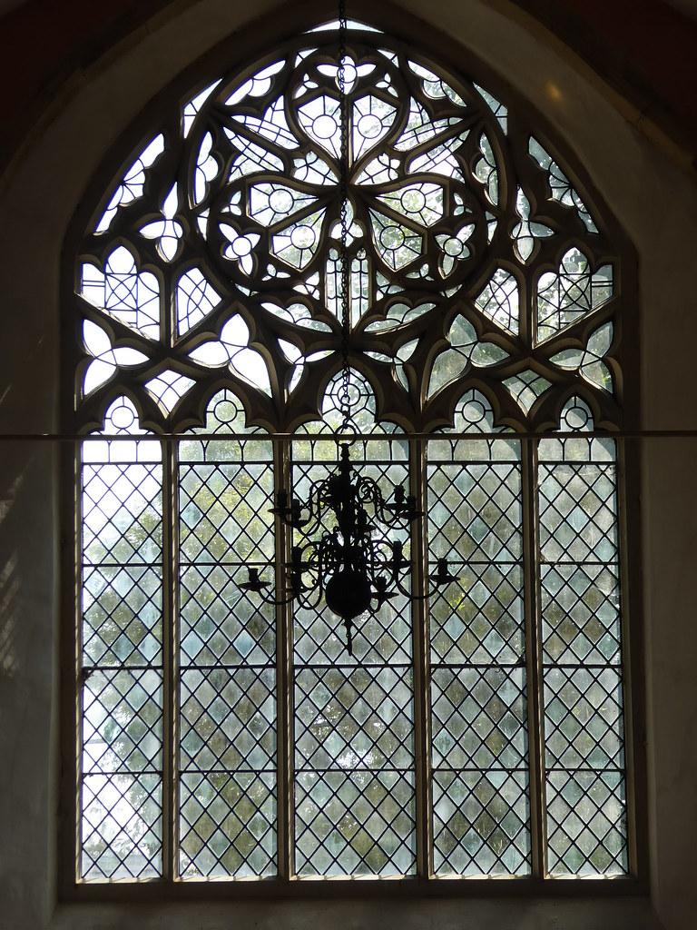 East Window, Rendlesham