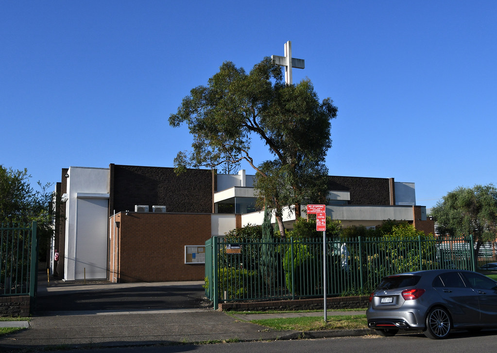 St Benedict's Catholic Church. Smithfield, Sydney, NSW.