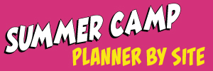 Summer Camp Planner by Location