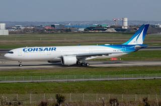 F-WWCG / F-HSKA Airbus A330-941 Corsair s/n 1986 - First flight * Toulouse Blagnac 2021 *
