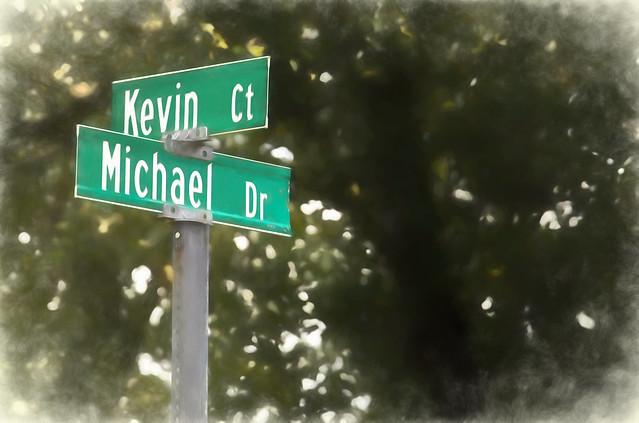 Kevin Michael.......