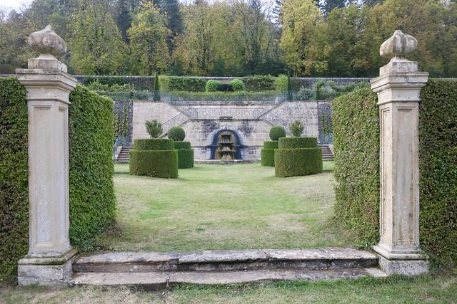 Les jardins du Grand-Château d'Ansembourg