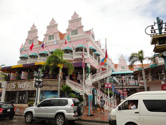 Oranjestad, Aruba - Royal Plaza Mall