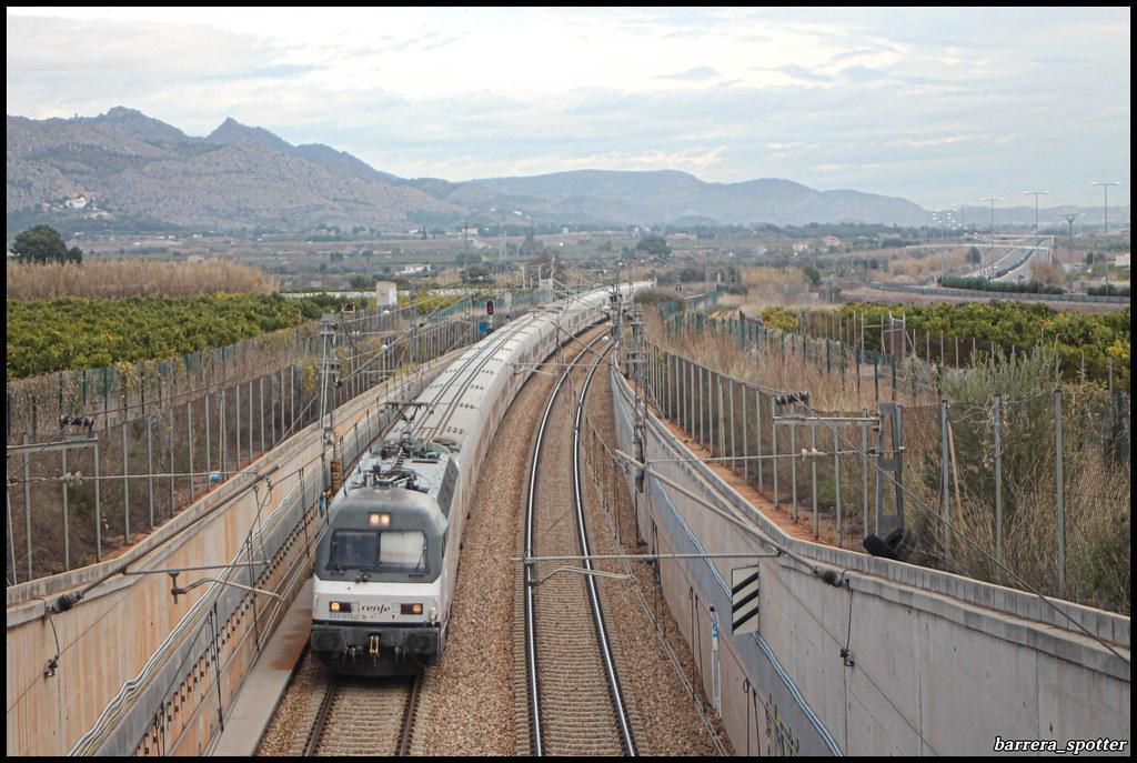 Traslado Trenhotel Castellón