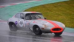 JAGUAR Type E 3.8L 1962 / Carlos BARBOSA / Antonio SIMOES