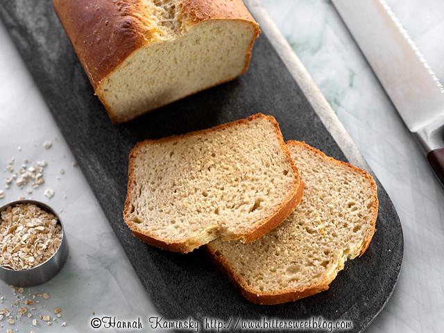 Oatmeal Bread 02