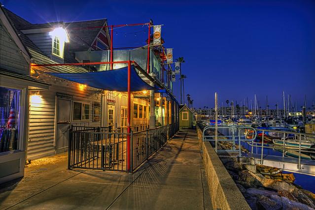 O'Side Harbor Dawn 15-2-6-21-6D-17X40mm