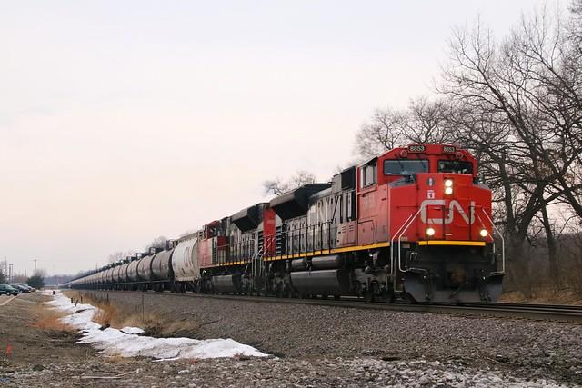 CN 8853 East