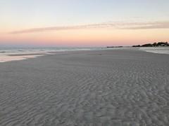 Low Tide on Holmes Beach, Nov. 2020