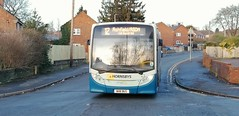 Hornsbys of Ashby NH11BUS (YX11HNU)