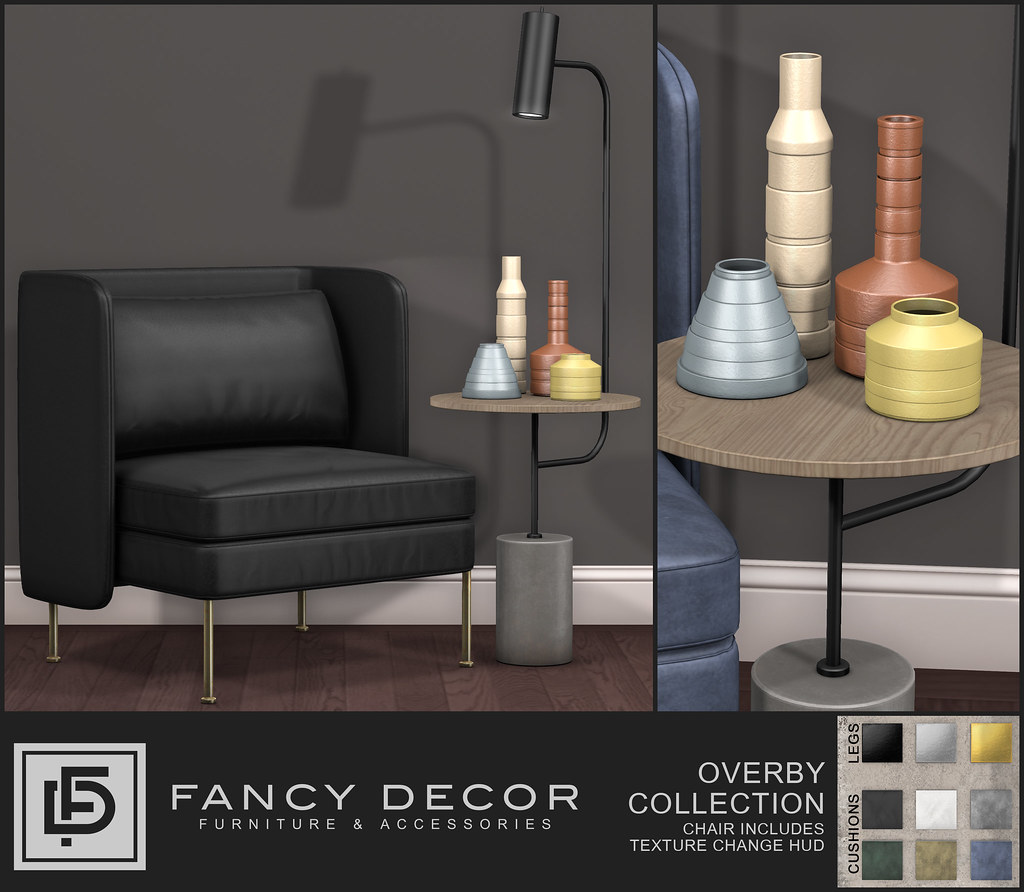 Overby Collection @ FaMeshed