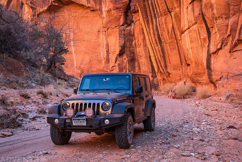 Canyon Jeep