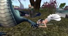 Dragon pedicures