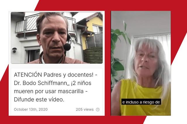 CHEQUEO MÚLTIPLE: USO DE MASCARILLA EN NIÑOS Y NIÑAS