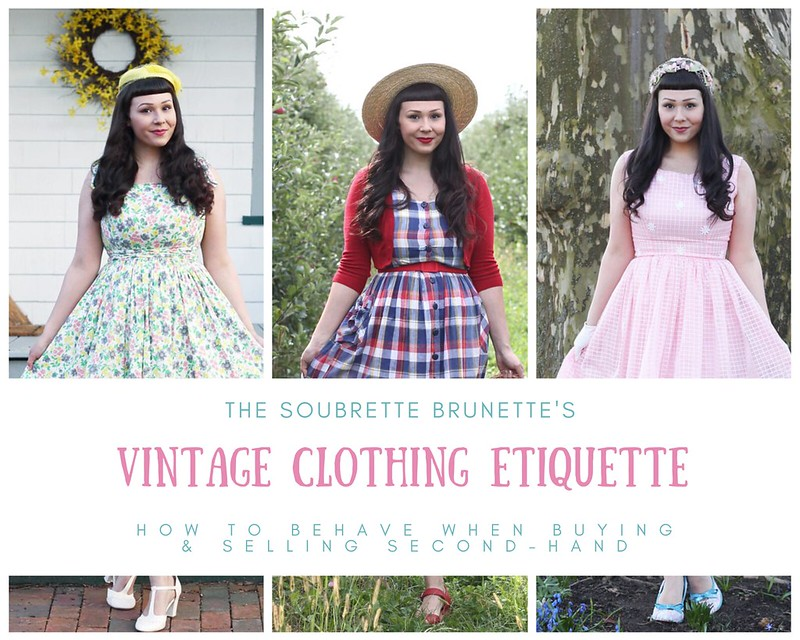 buying and selling vintage clothing