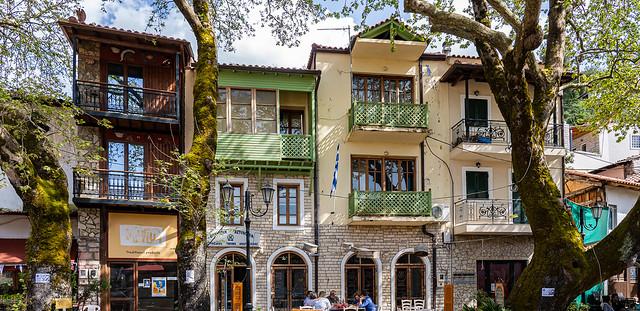 Andritsaina, Arcadia - Greece