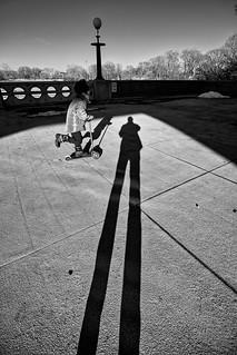Luz y sombra.