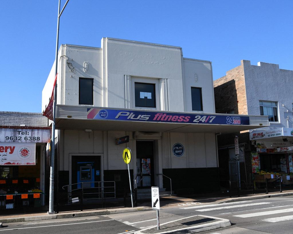 Former ANZ Bank, Guilford, Sydney, NSW.