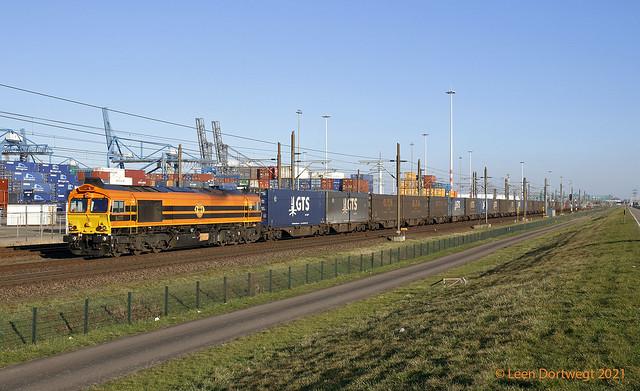 RFF 653-01, Pernis