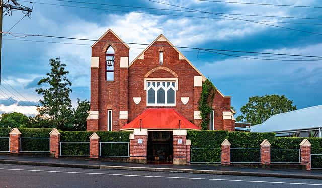 The Kennedy Terrace Uniting Church (Paddington, Queensland)