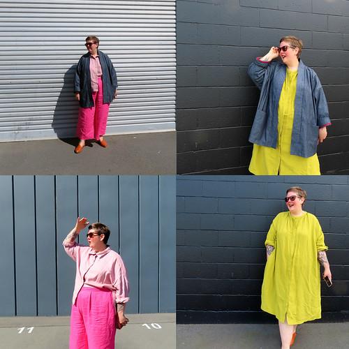 Pink Belmore Capsule Collage 2