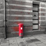 Post Box, Market St,Preston