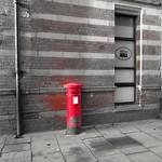 Post Box, Market St,Preston