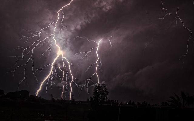 Double Strike, Lightning Storm Cyprus 2012