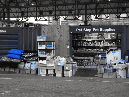 Pet Food Supplies,Preston Market | by fare831