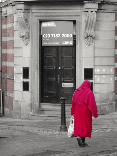 Little Red Riding Hood, Market St Preston | by fare831